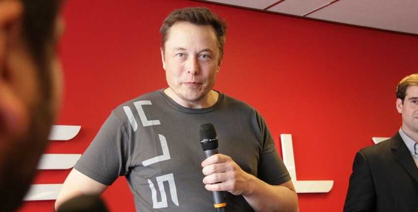 Elon Musk ve Tesla Motors